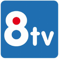 Logotip antic de 8tv