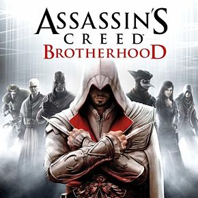 Assassin's Creed Brotherhood Soundtrack Cover.jpg