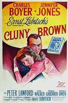 Cluny Brown pòster.jpg