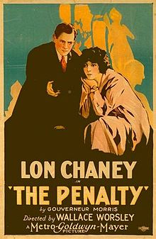 The Penalty (1920) pòster.jpg