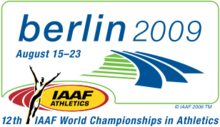 2009 World Championships in Athletics logo.png