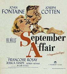 Poster of the movie September Affair.jpg