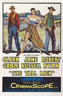 The Tall Men pòster.jpg