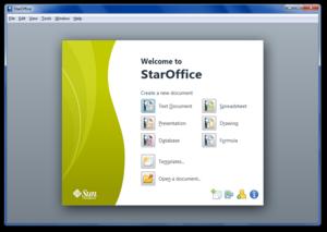 staroffice 9 gratuitement