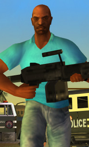 Victor Vance al Grand Theft Auto: Vice City Stories