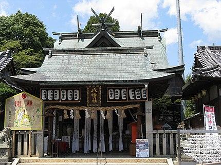 隅田八幡神社 拝殿