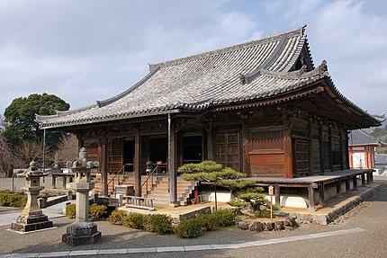 道成寺, 和歌山県日高川町