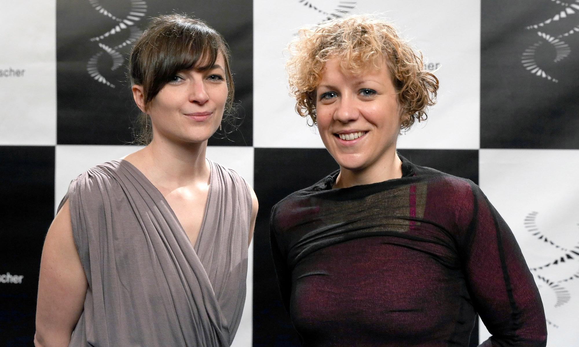 File:Österreichischer Filmpreis 2015 Johanna Moder Karin Hammer