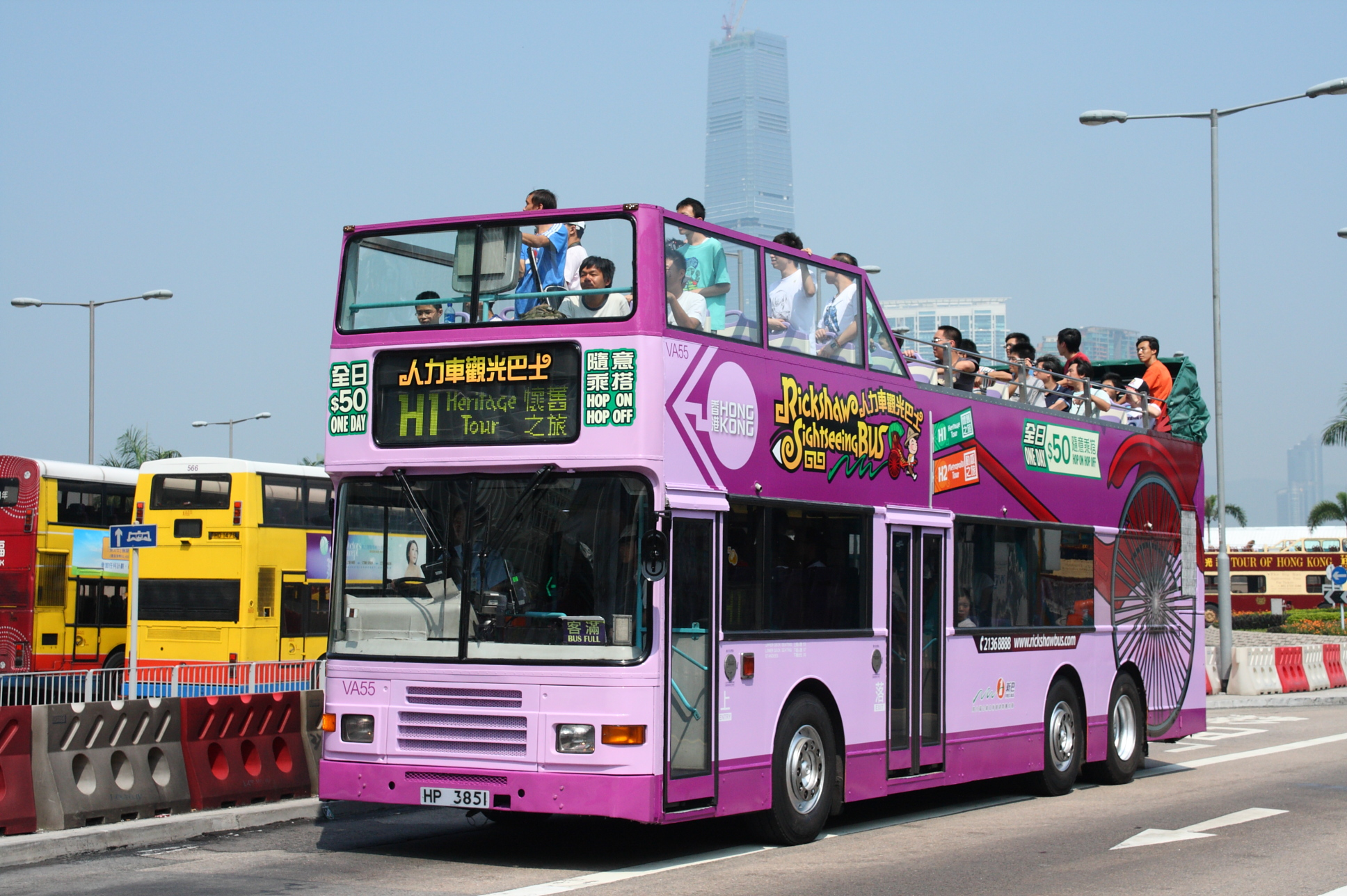 Big Bus Tour Stops In London