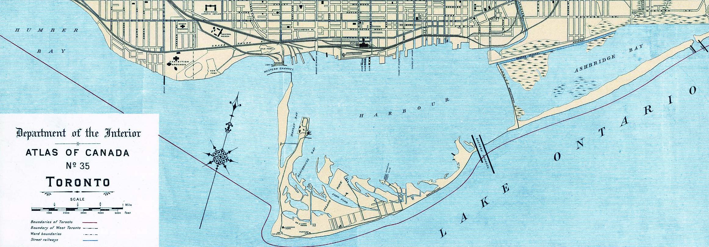 Toronto Islands Government