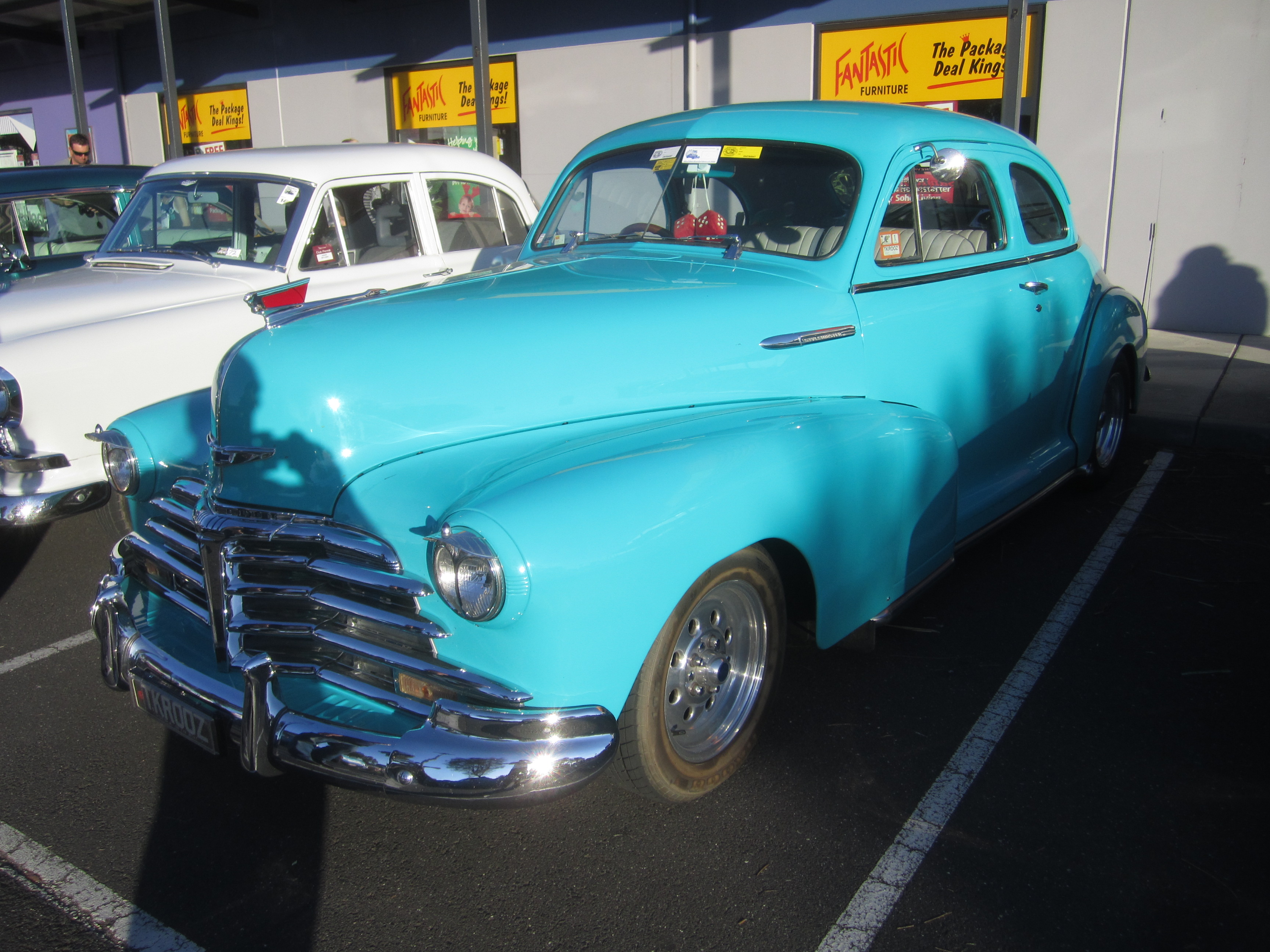 File 1948 Chevrolet Stylemaster Coupe Jpg Wikimedia Commons
