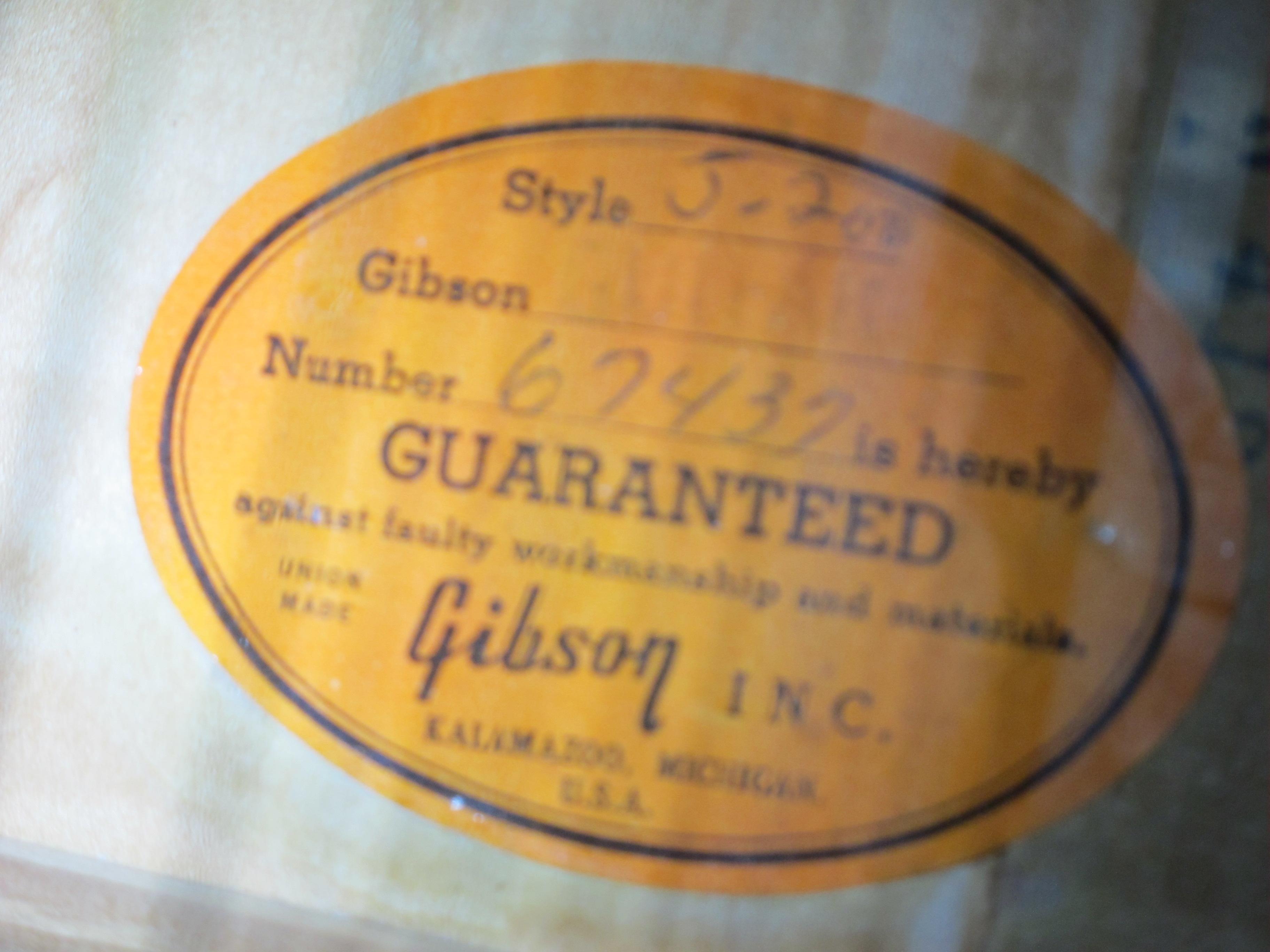 file 1964 gibson j 200 custom sn label 2 wikimedia