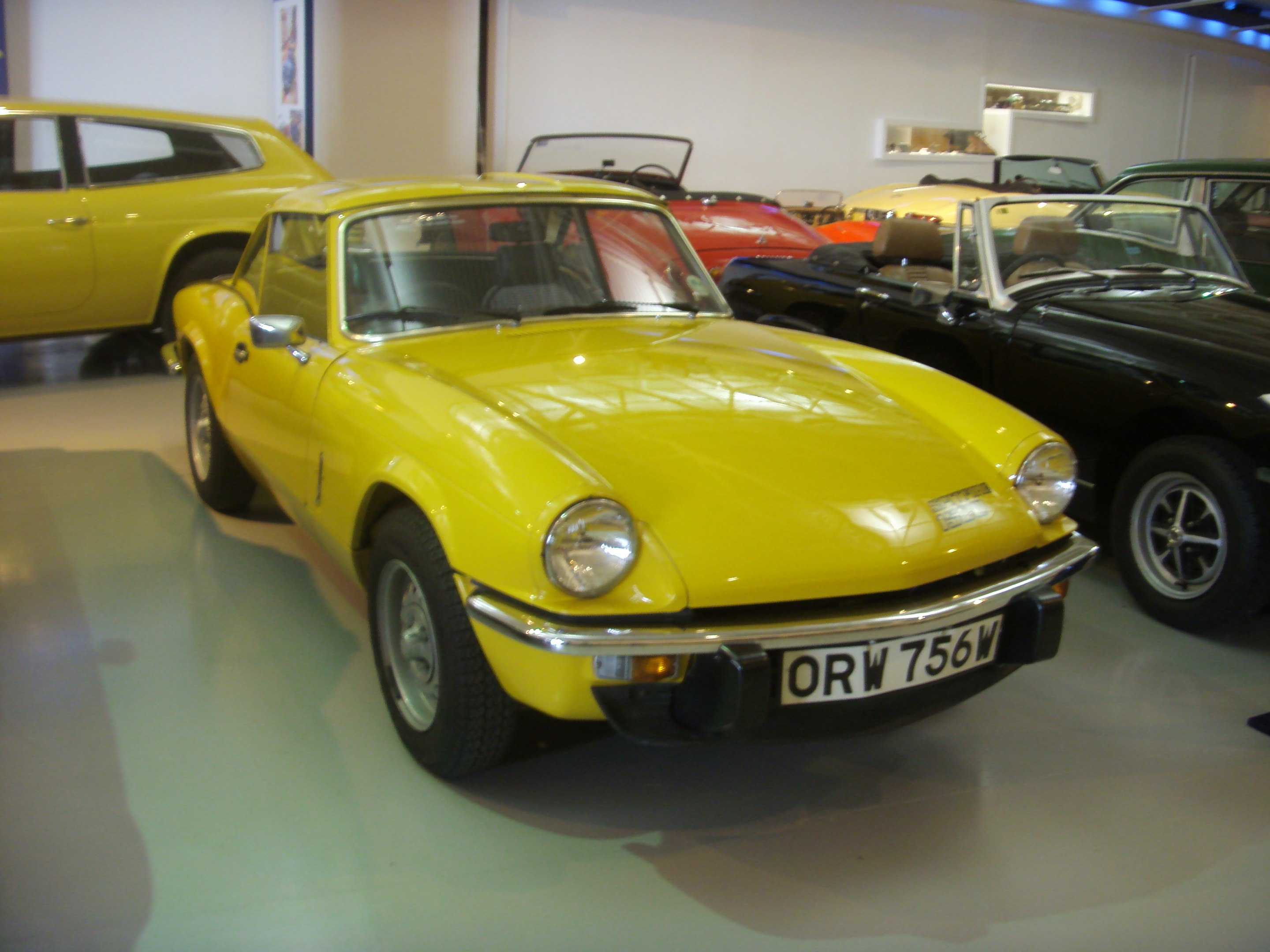 file 1980 triumph spitfire 1500 heritage motor centre wikimedia commons. Black Bedroom Furniture Sets. Home Design Ideas