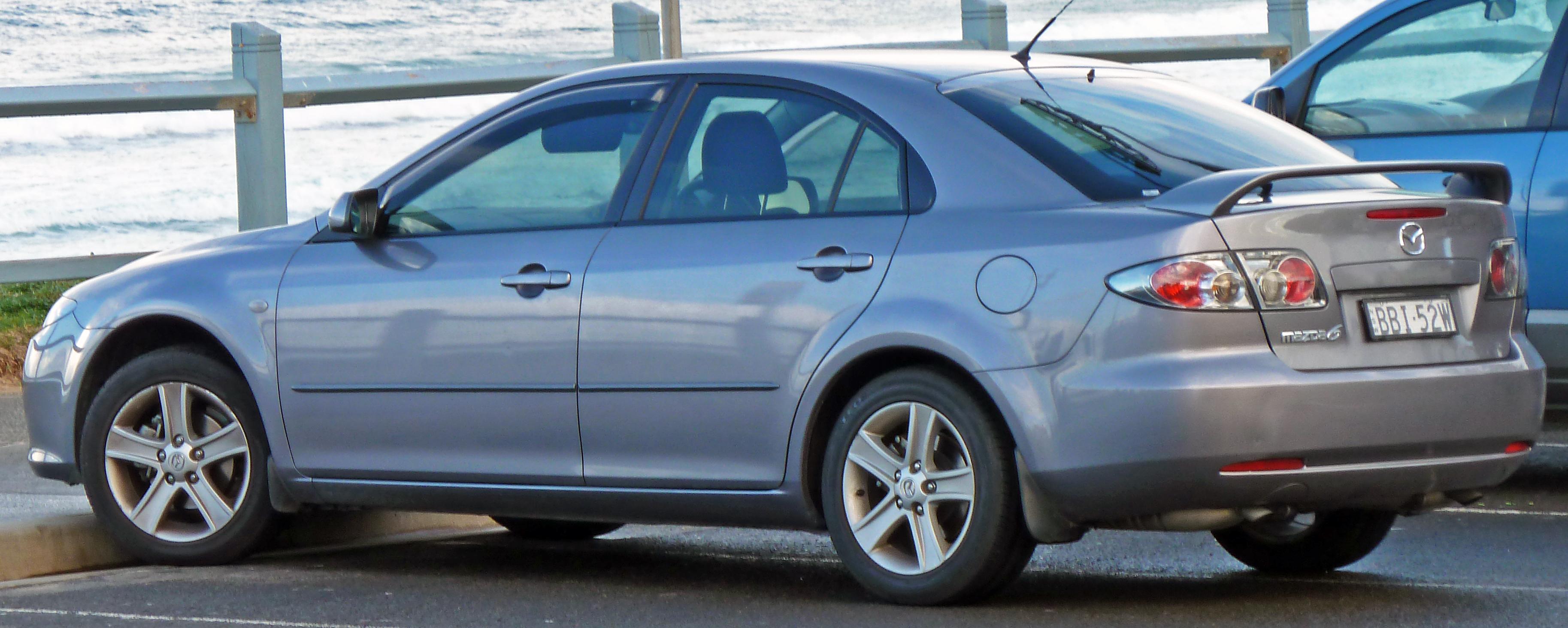 file:2005-2007 mazda 6 (gg series 2) classic hatchback 03