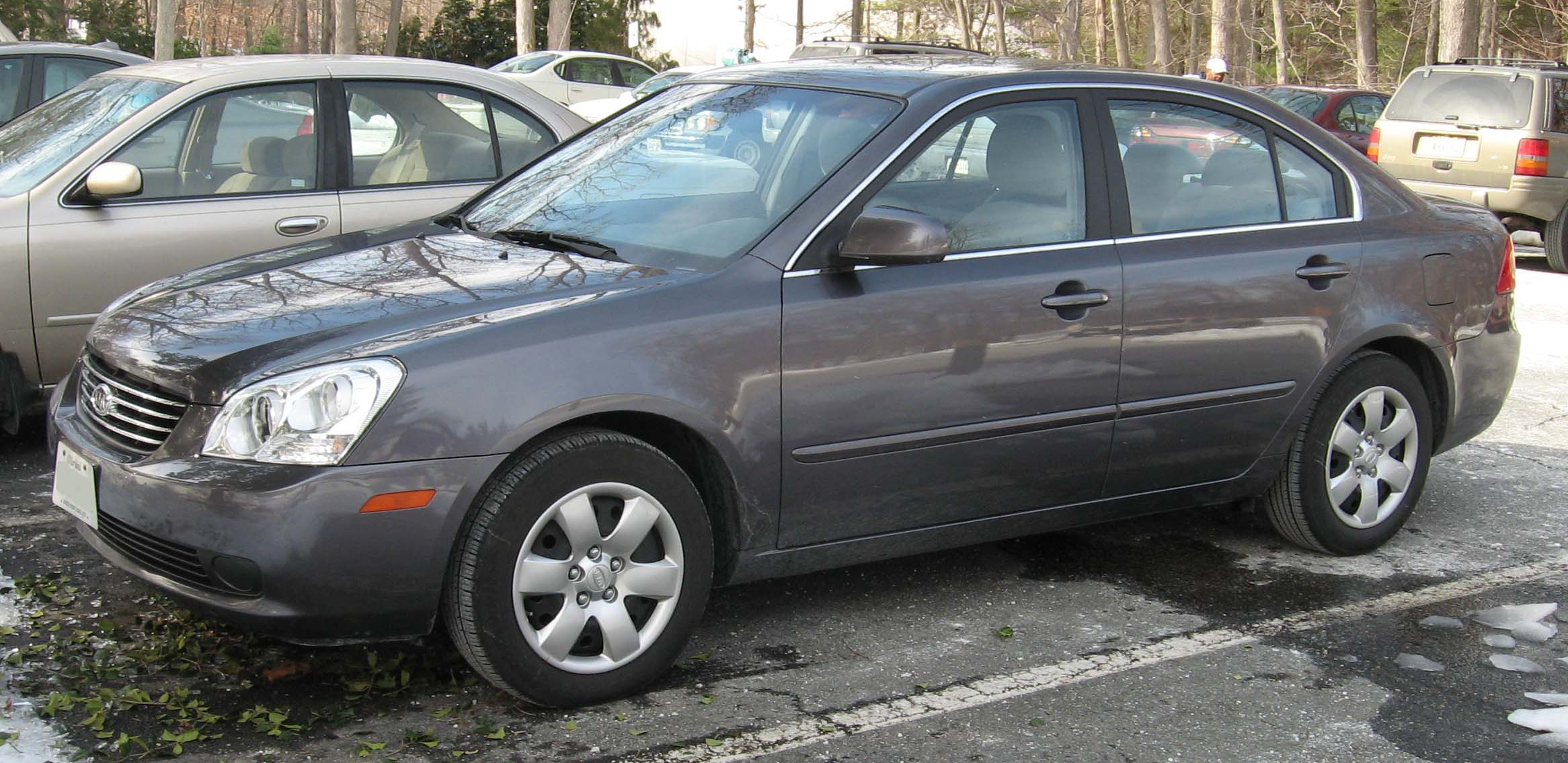 File 2006 07 Kia Optima Jpg Wikimedia Commons