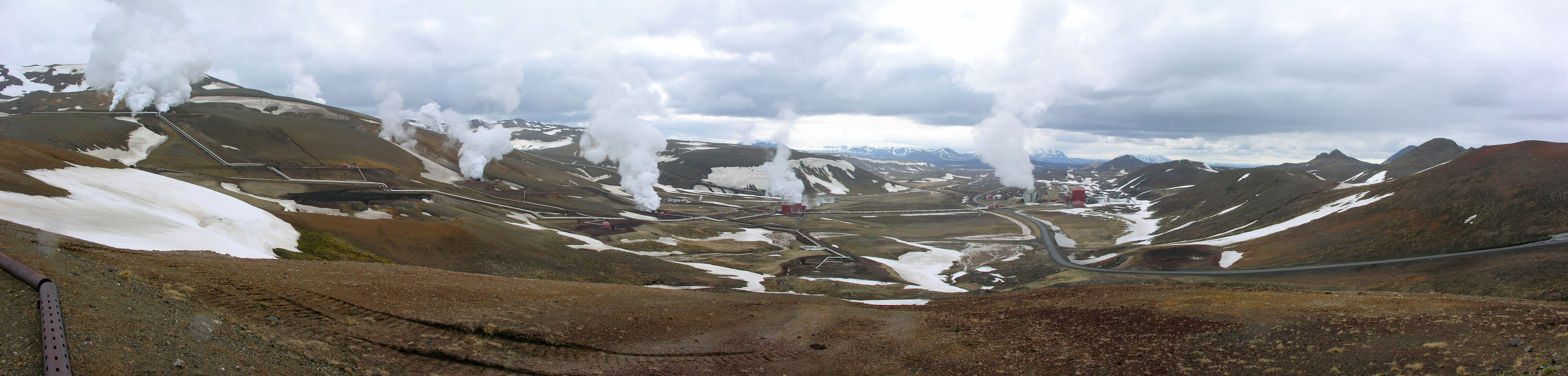 BBN73EnergyProduction - Geothermal Power