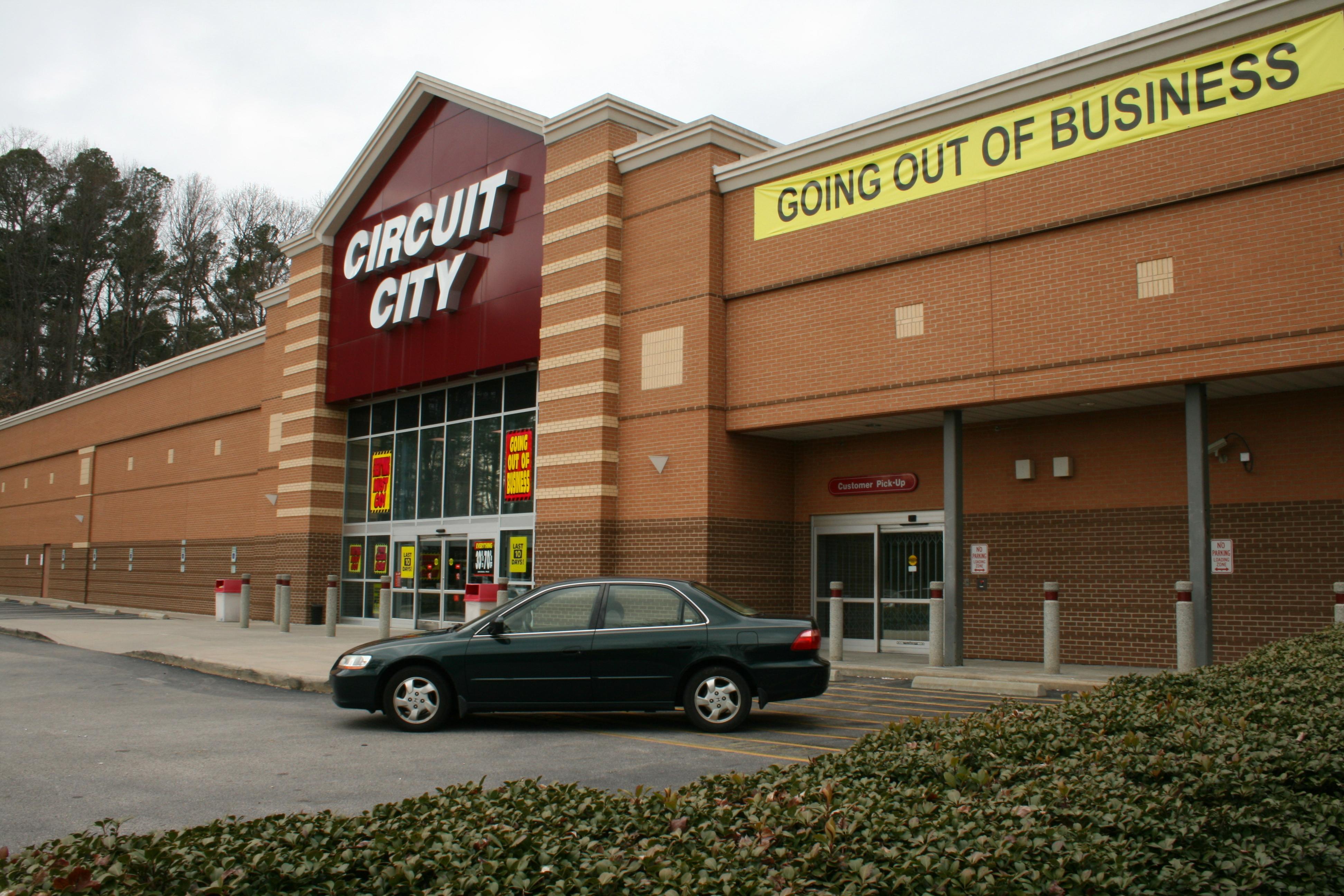 Circuit City - Wikiwand