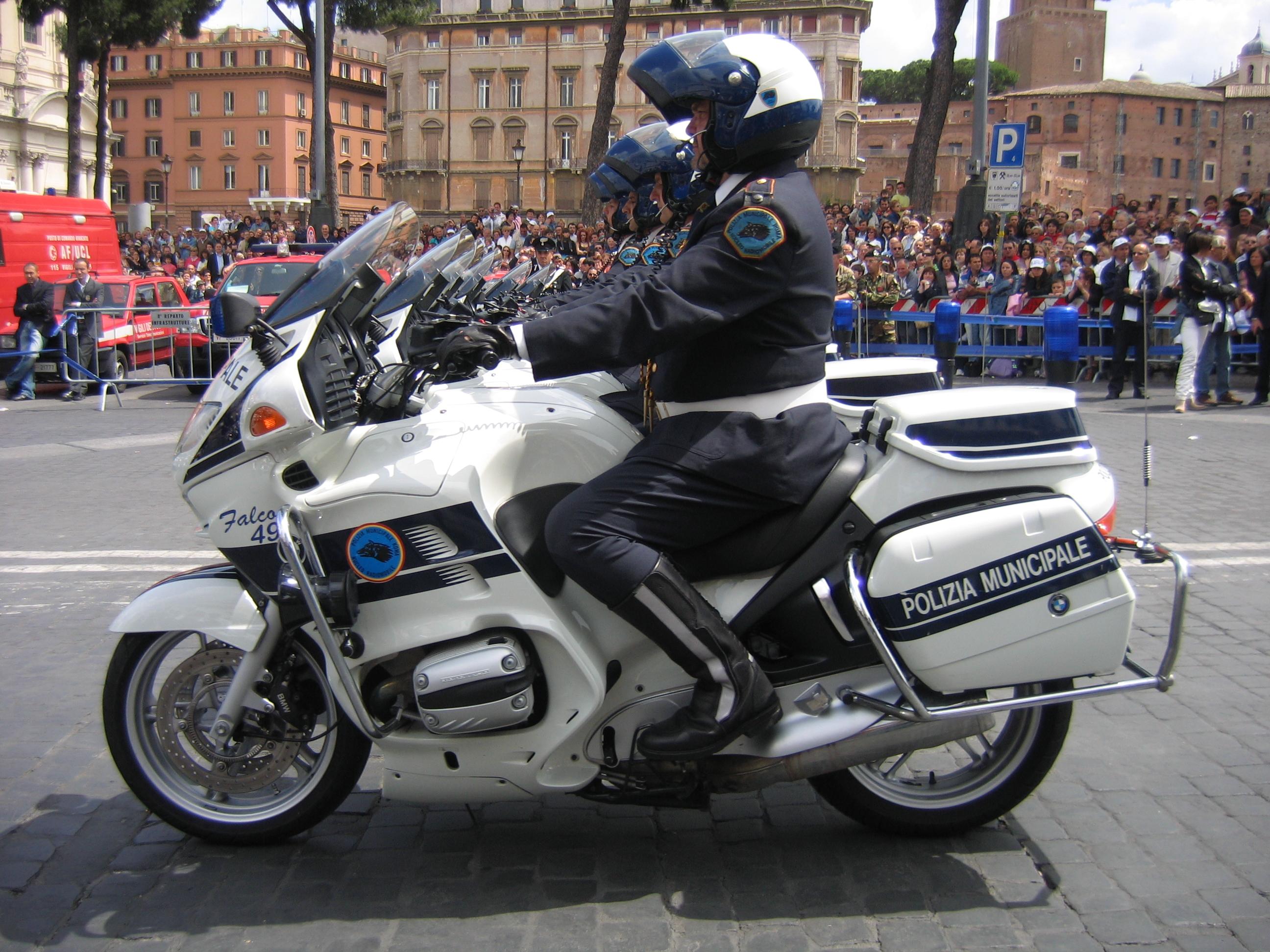 Vigili urbani a Roma (RM) | PagineBianche