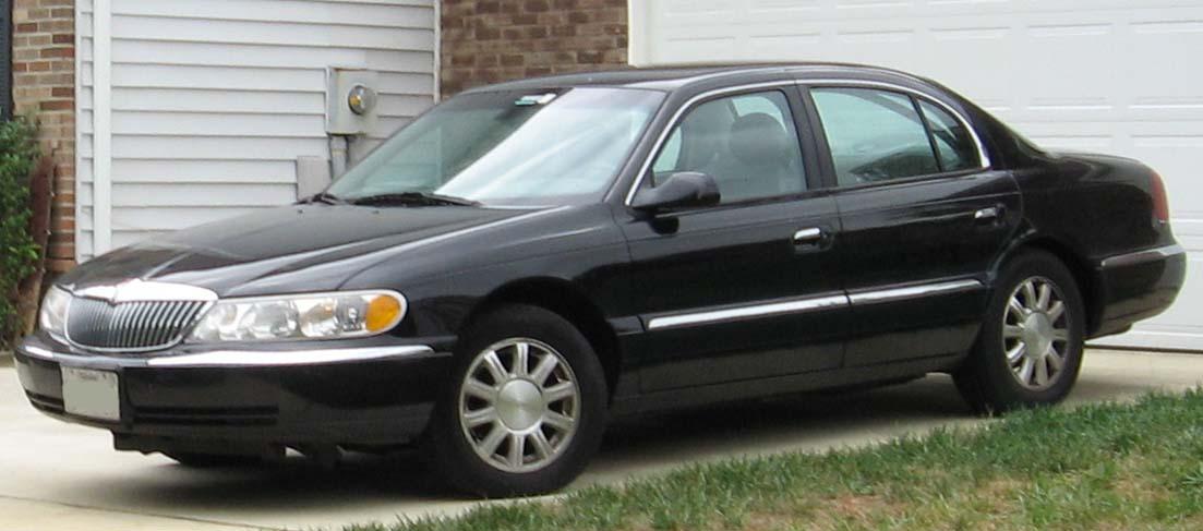 98 02 Lincoln Continental Jpg
