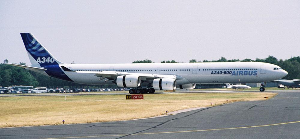 Airbus A340 Wikipedia Den Frie Encyklop 230 Di