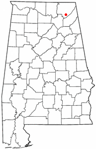 Loko di Section, Alabama
