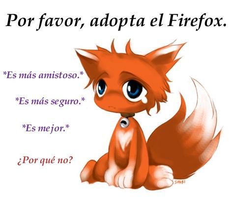 Firefox, el mejor