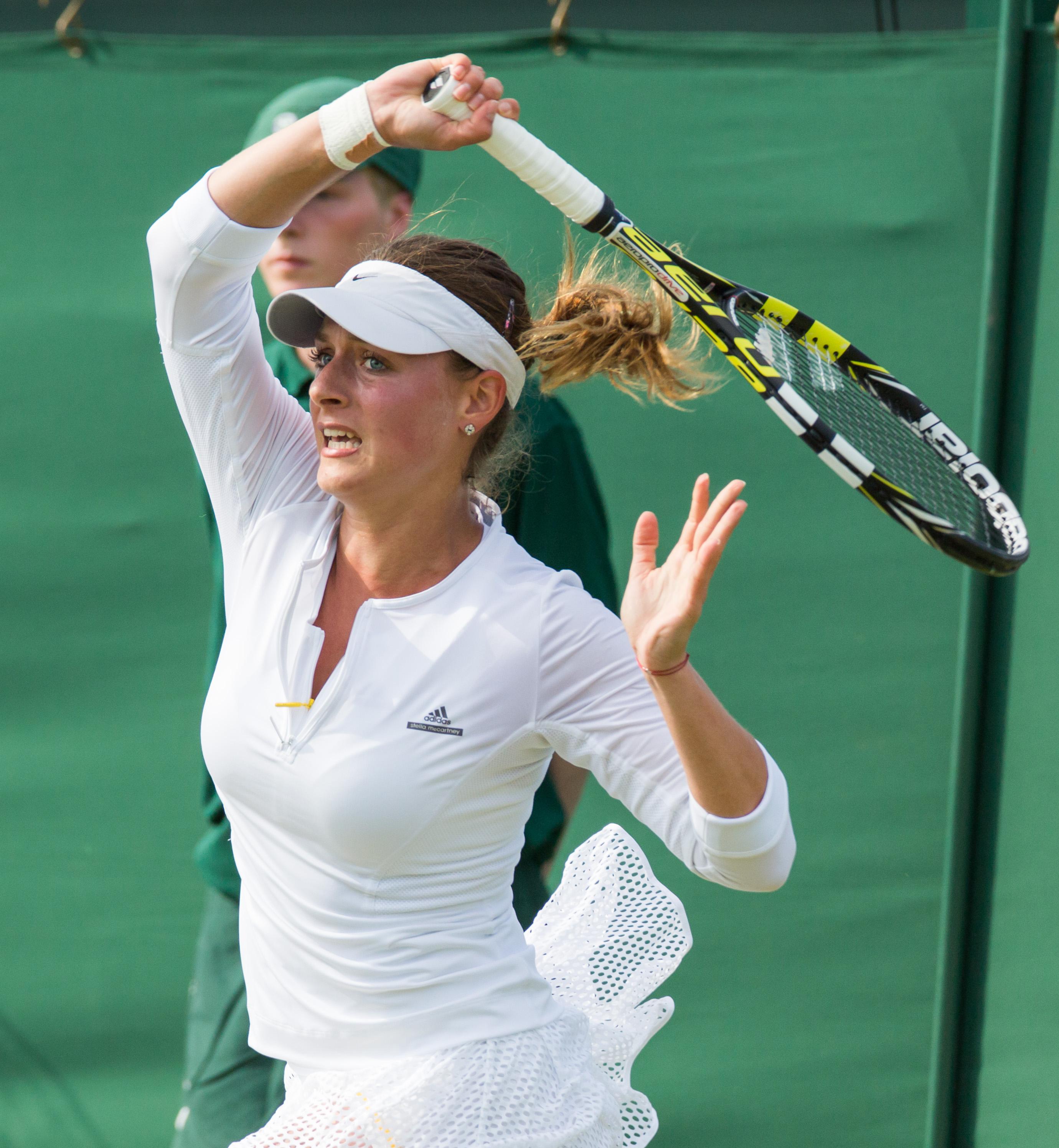 File:Ana Bogdan 1, 2015 Wimbledon Qualifying - Diliff.jpg - Wikimedia Commons