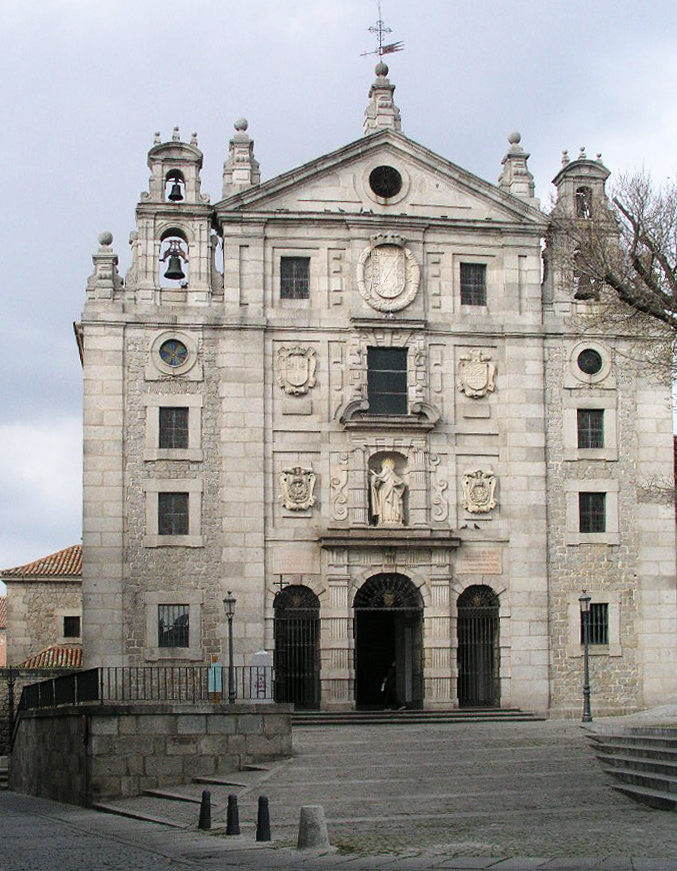 Iglesia-convento de Santa Teresa - Wikipedia