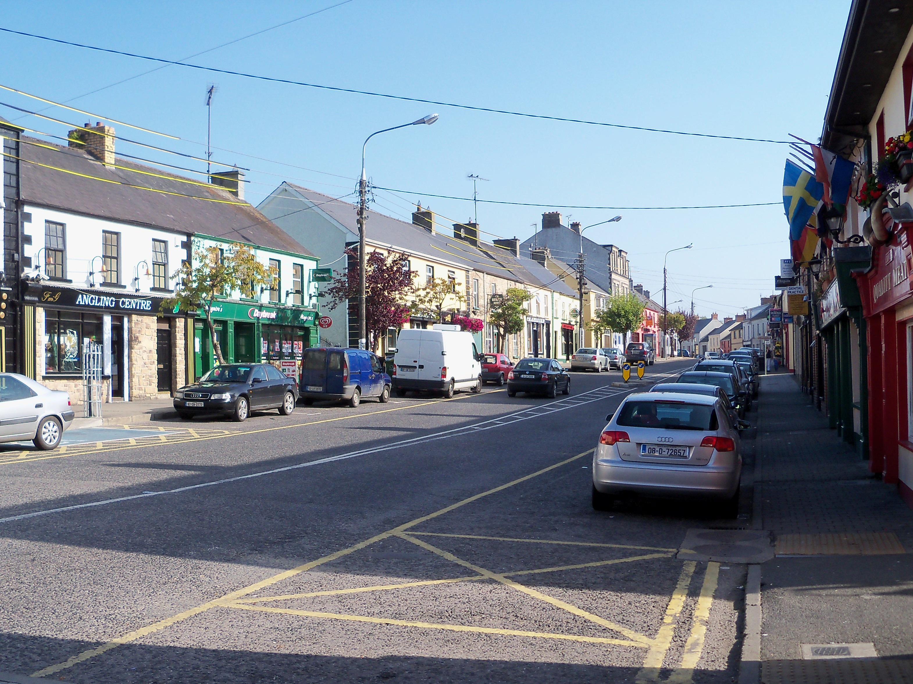 town your way Belturbet, co cavan The towns of Ireland as