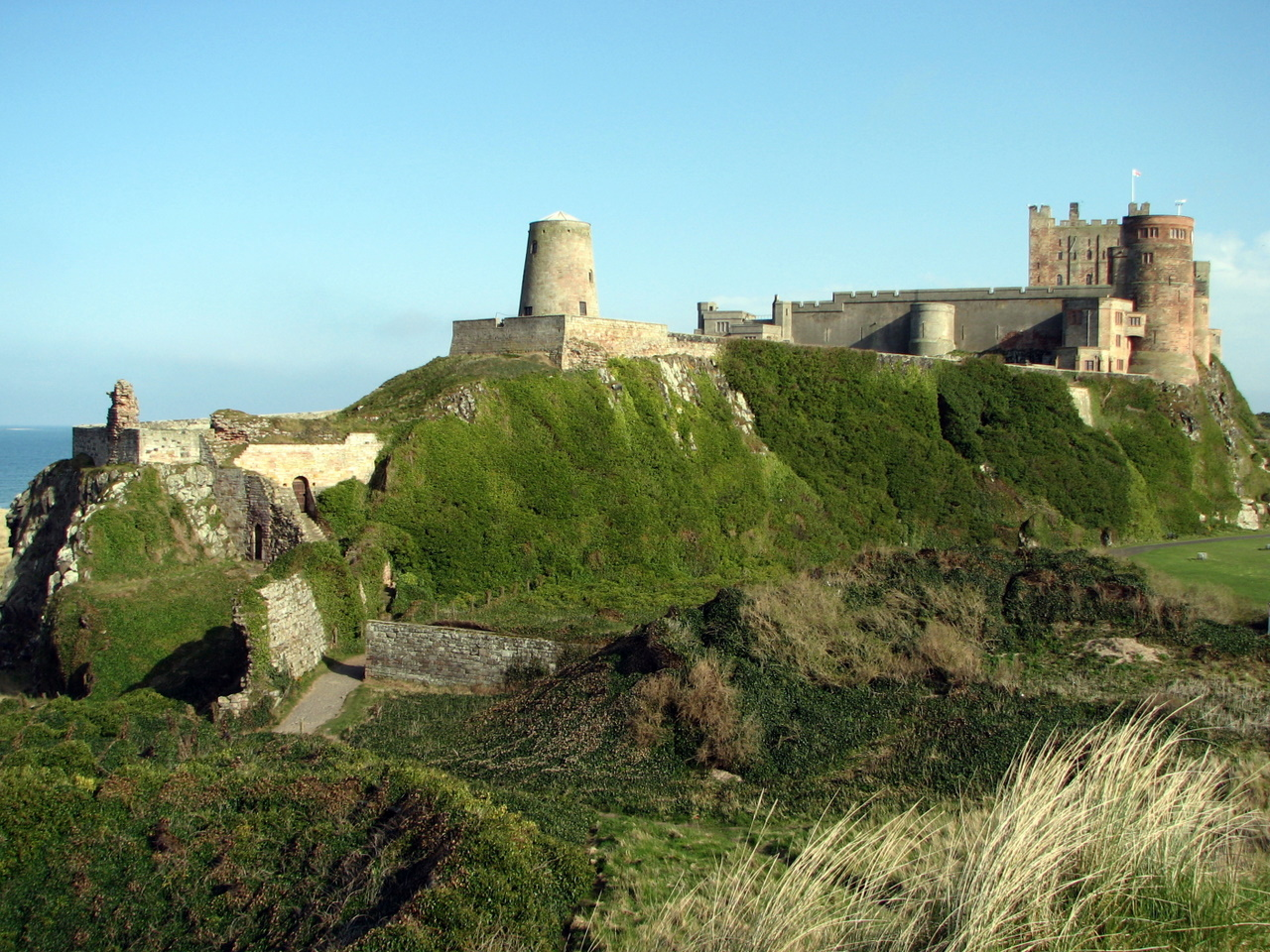 bamburgh castle - photo #22