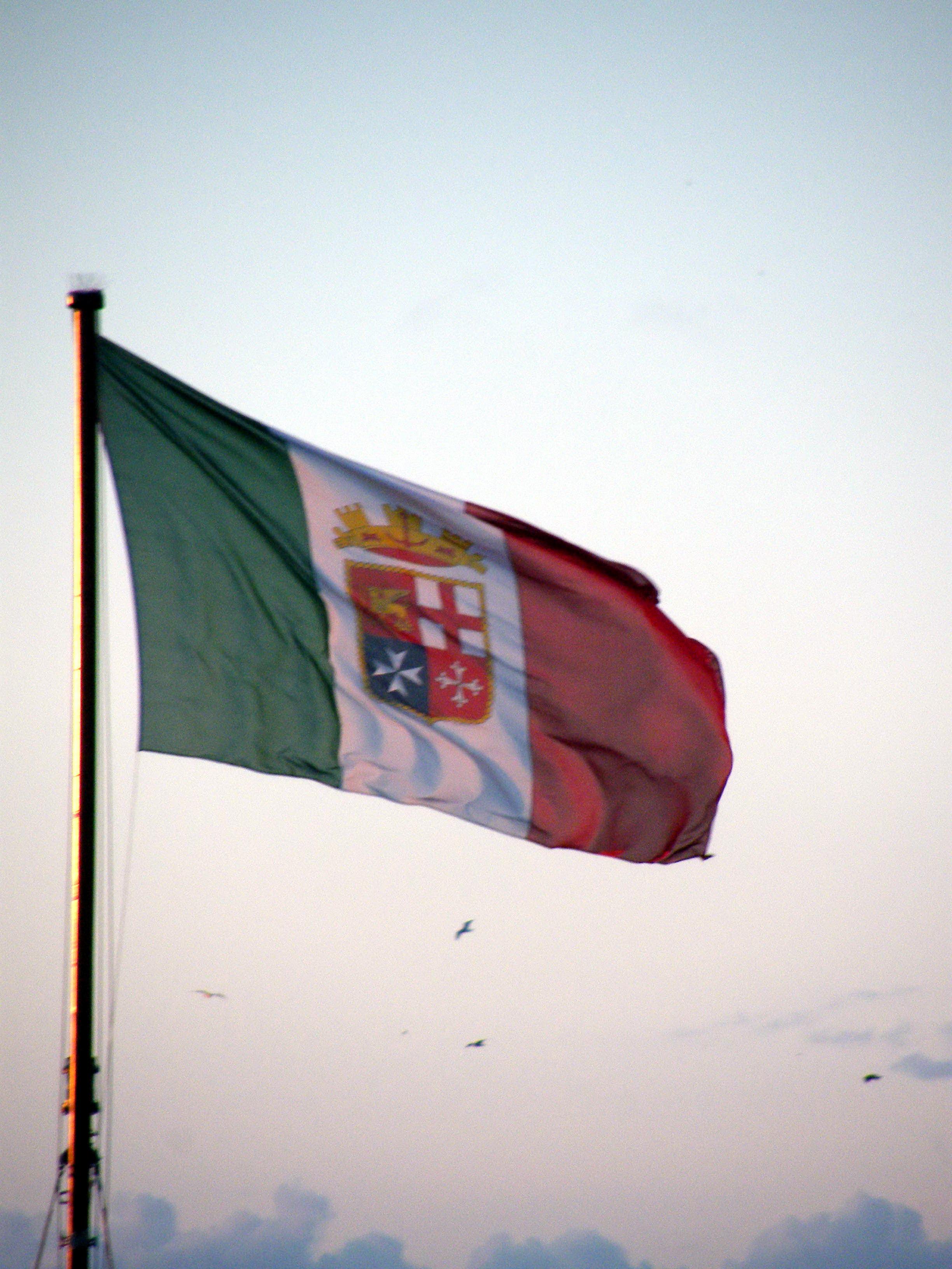 bandiera cavour