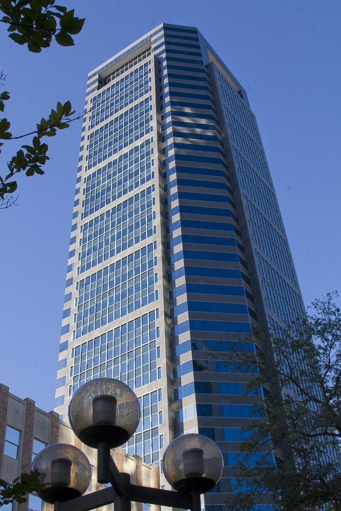 Bank Of America Tower Jacksonville Florida Usa 617 Ft 42 Floors Arquitectura