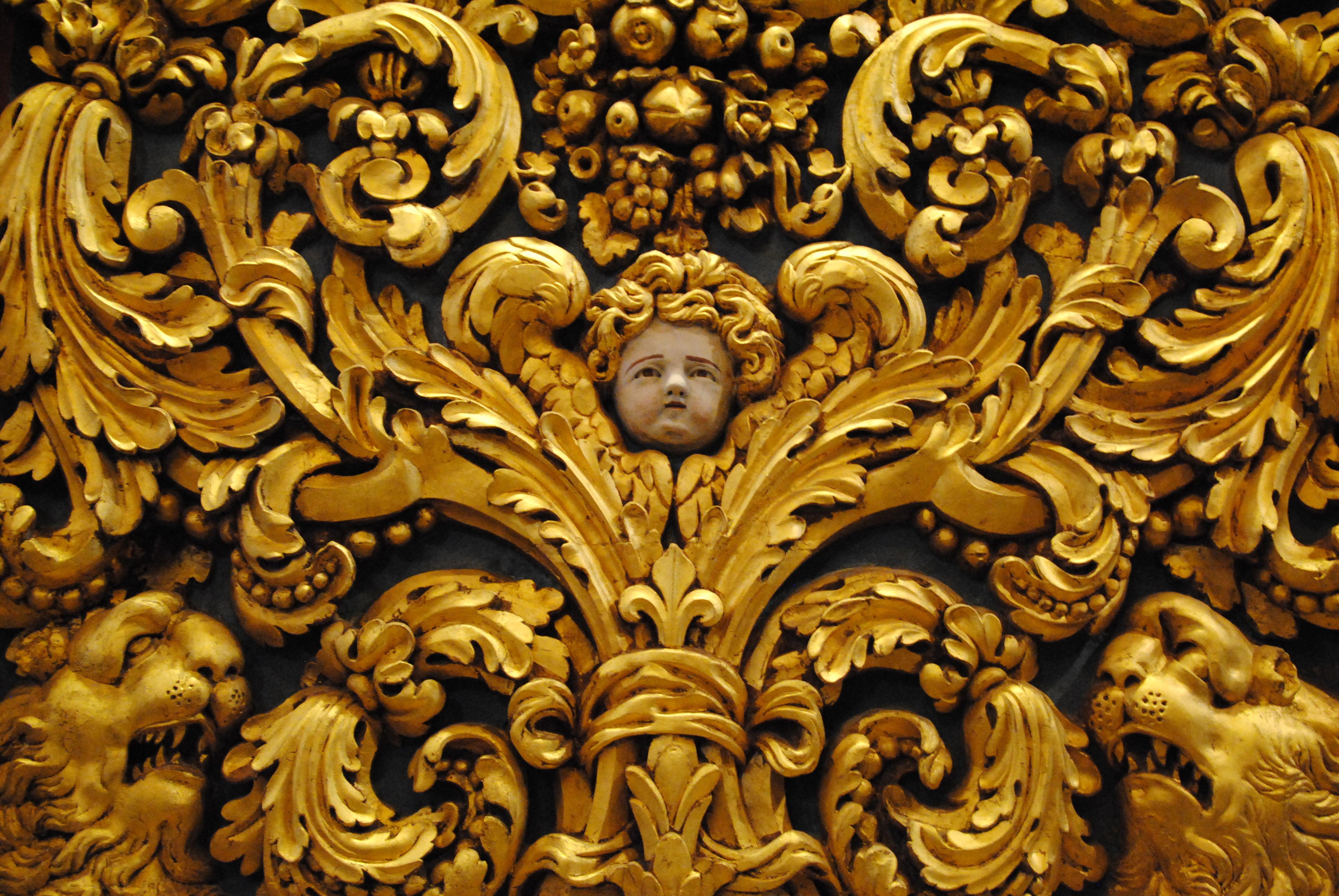 Baroque d finition c 39 est quoi for Define baroque art