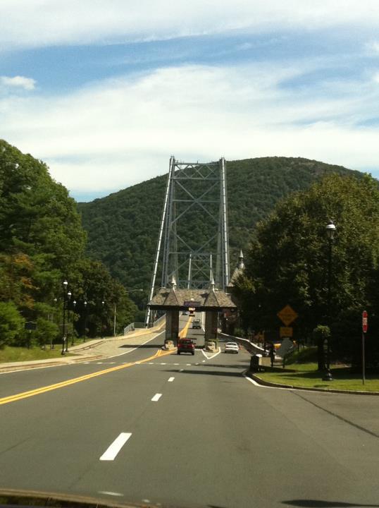 Bear Mountain Bridge Toll