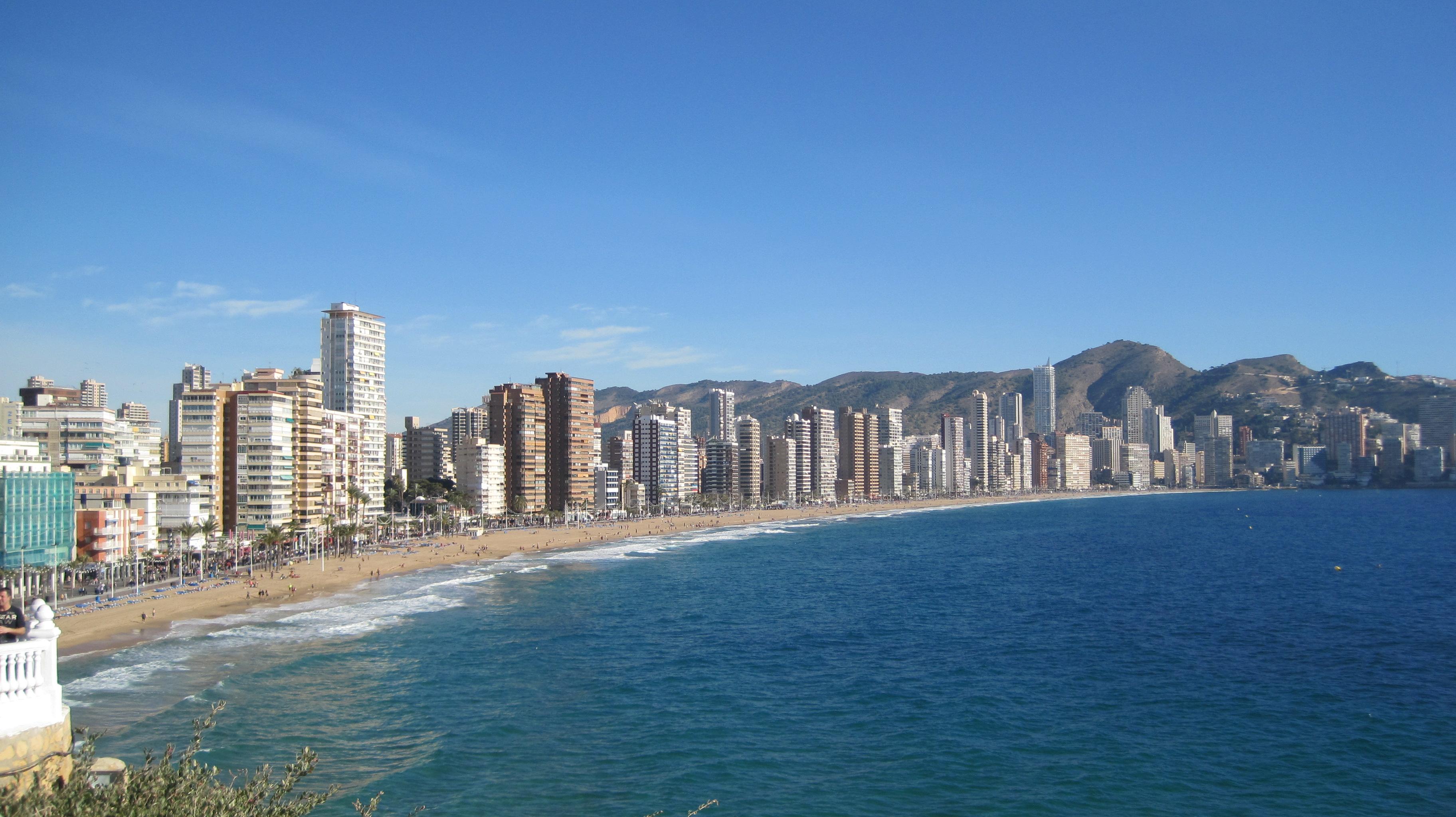 Opiniones de Playa de Levante (Benidorm)