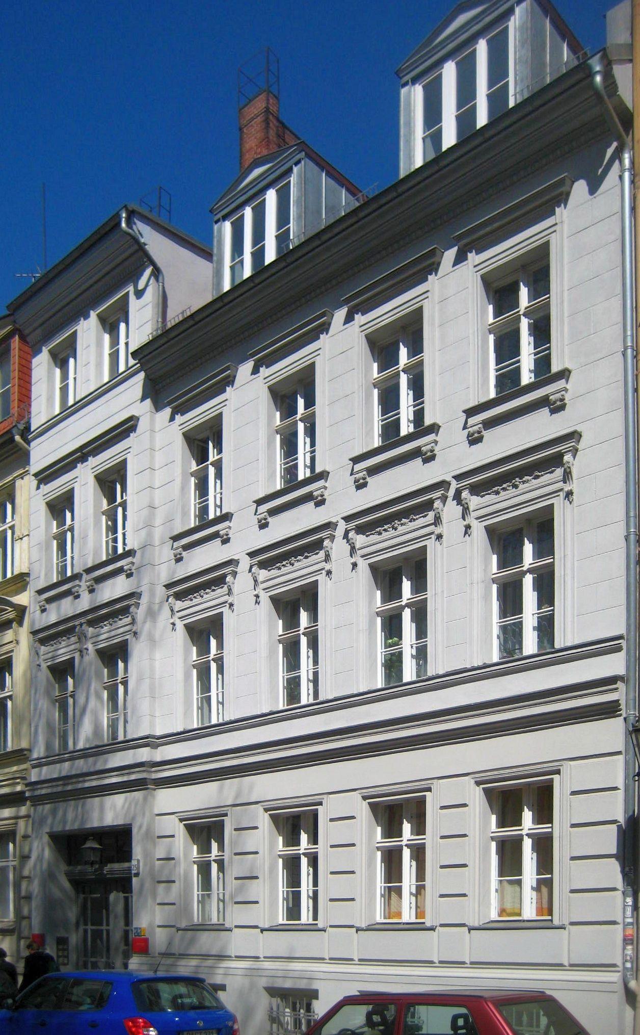 Berlin Sophienstraße