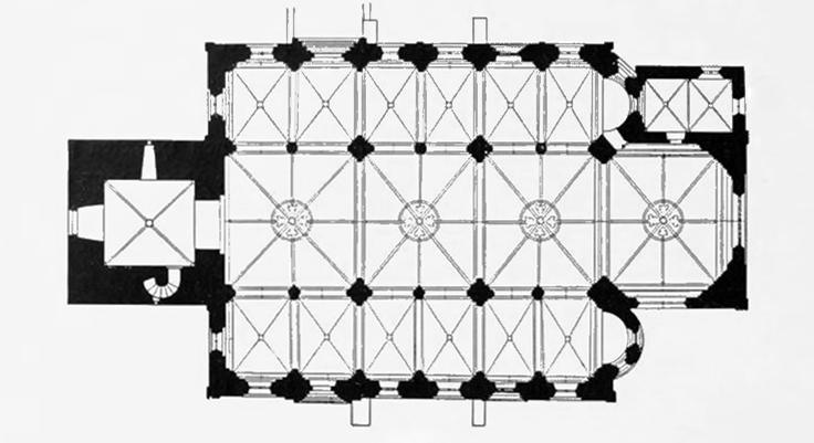 Architekt Billerbeck file billerbeck grundriss st johannes 1913 jpg wikimedia commons