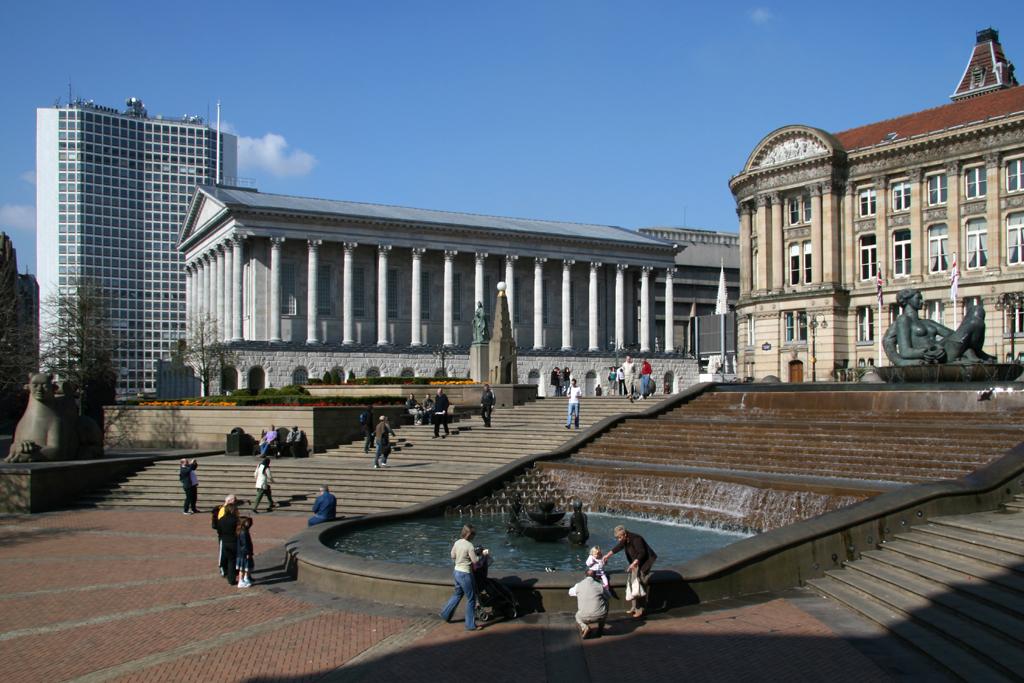 Victoria Square Birmingham Wikipedia