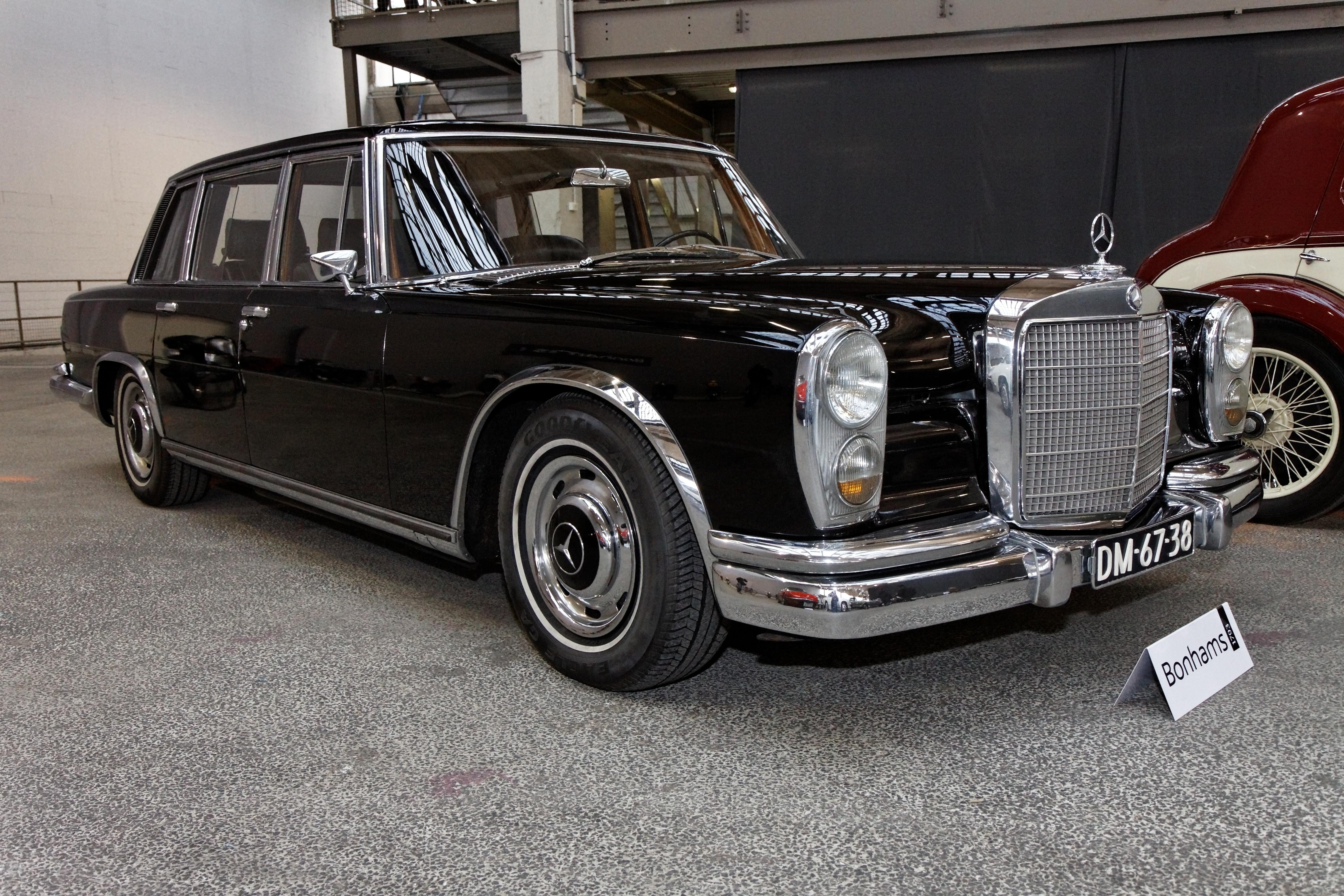 File Bonhams The Paris Sale 2012 Mercedes Benz 600