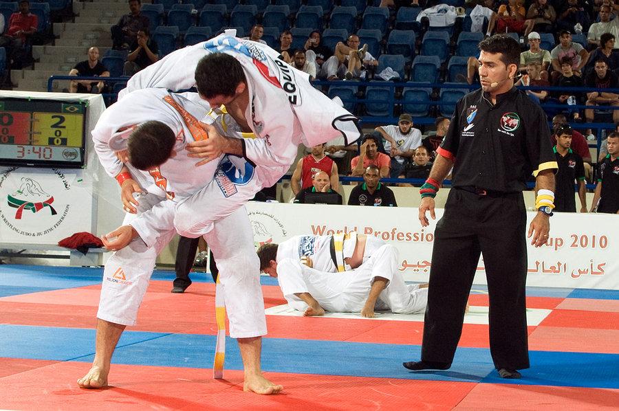 4 грешки, които правят състезателите по жиу-житцу по време на турнири