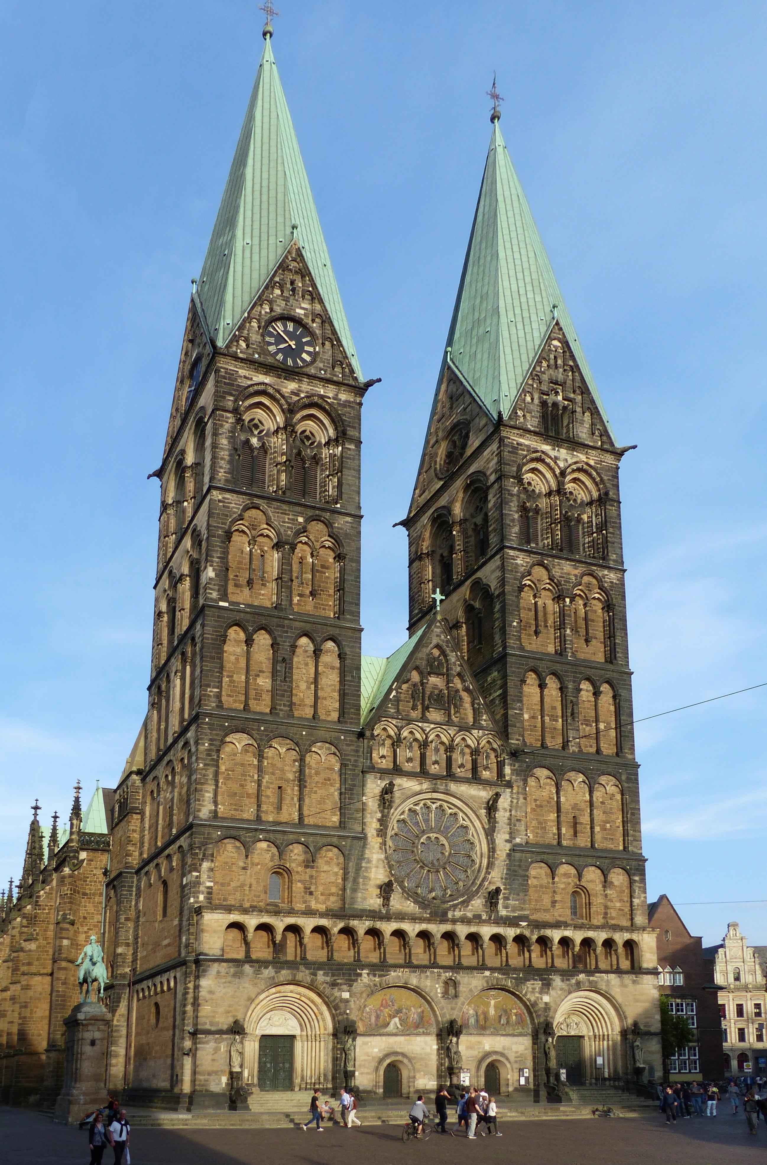 Catedral de San Pedro de Bremen - Wikipedia, la enciclopedia libre