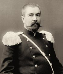 Bronislav Grombchevsky Russian army explorer