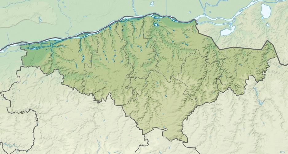 Fajl Bulgaria Silistra Province Relief Location Map Jpg Uikipediya