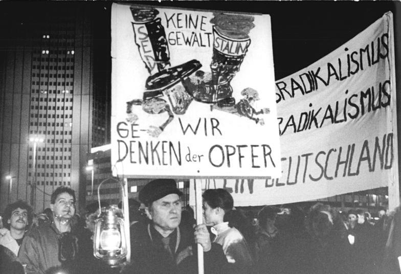 Wende Und Friedliche Revolution In Der Ddr Wikipedia