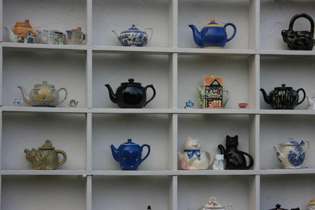 Tea Rooms Tiverton