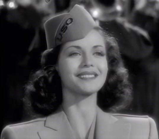 Bruce in ''[[Keep 'Em Flying]]'' (1941)