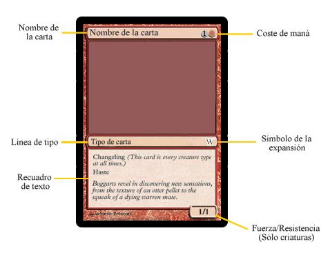 Qué es Magic, The Gathering Cartamagic