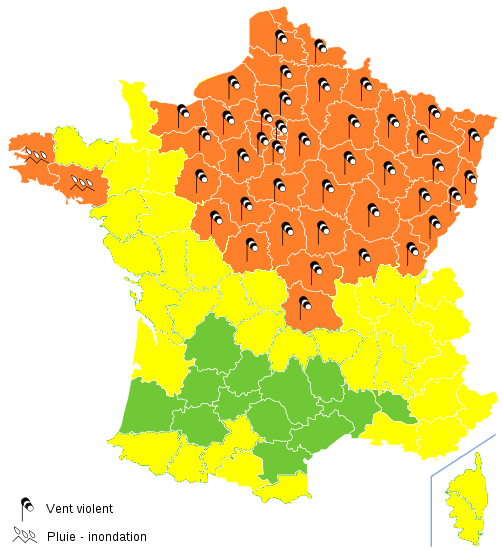 File carte vigilance meteo france 28 f vrier 2010 10h28 png wikimedia commons - Meteo a la carte france 3 ...