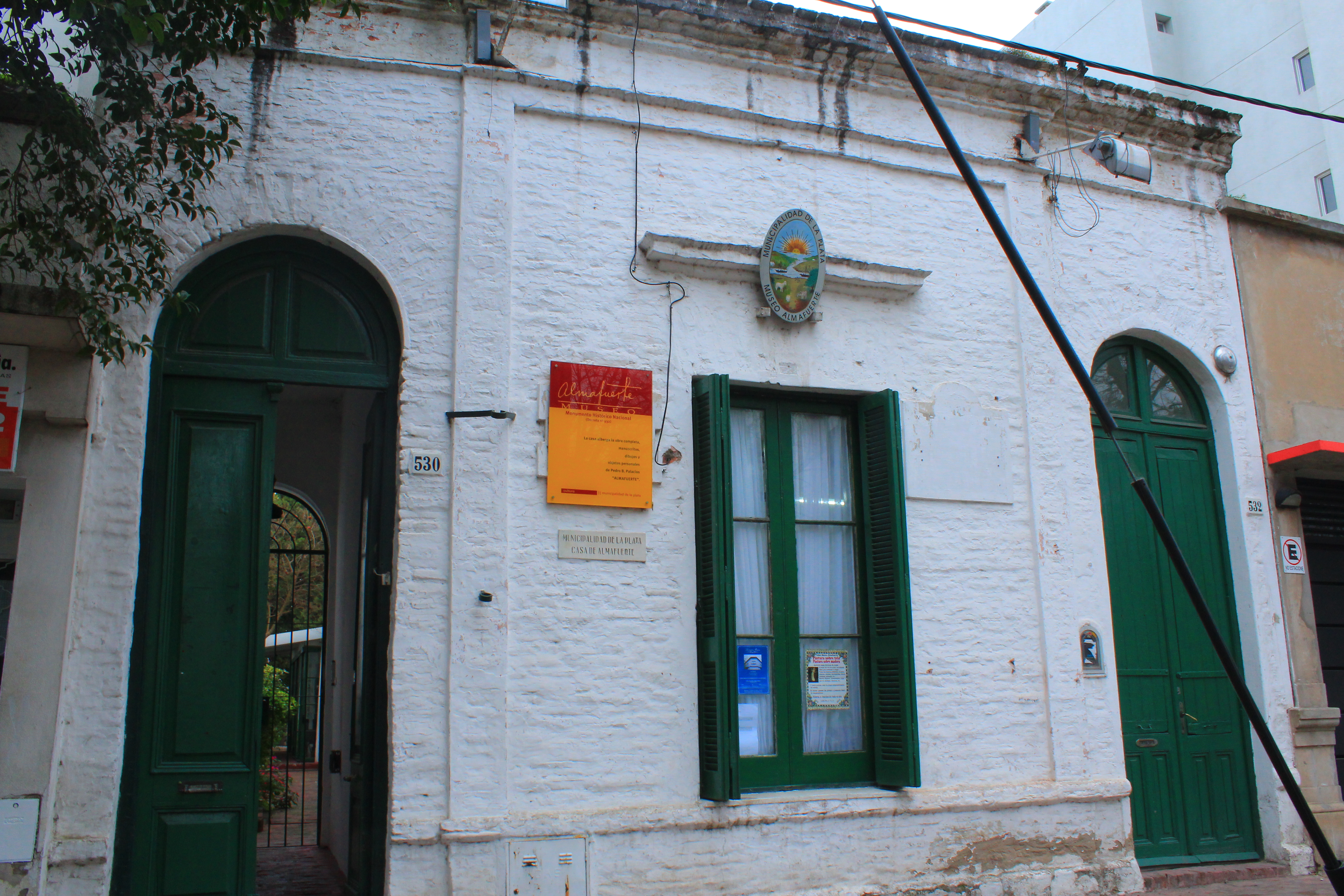 Casa que habitó Pedro B. Palacios (Almafuerte)