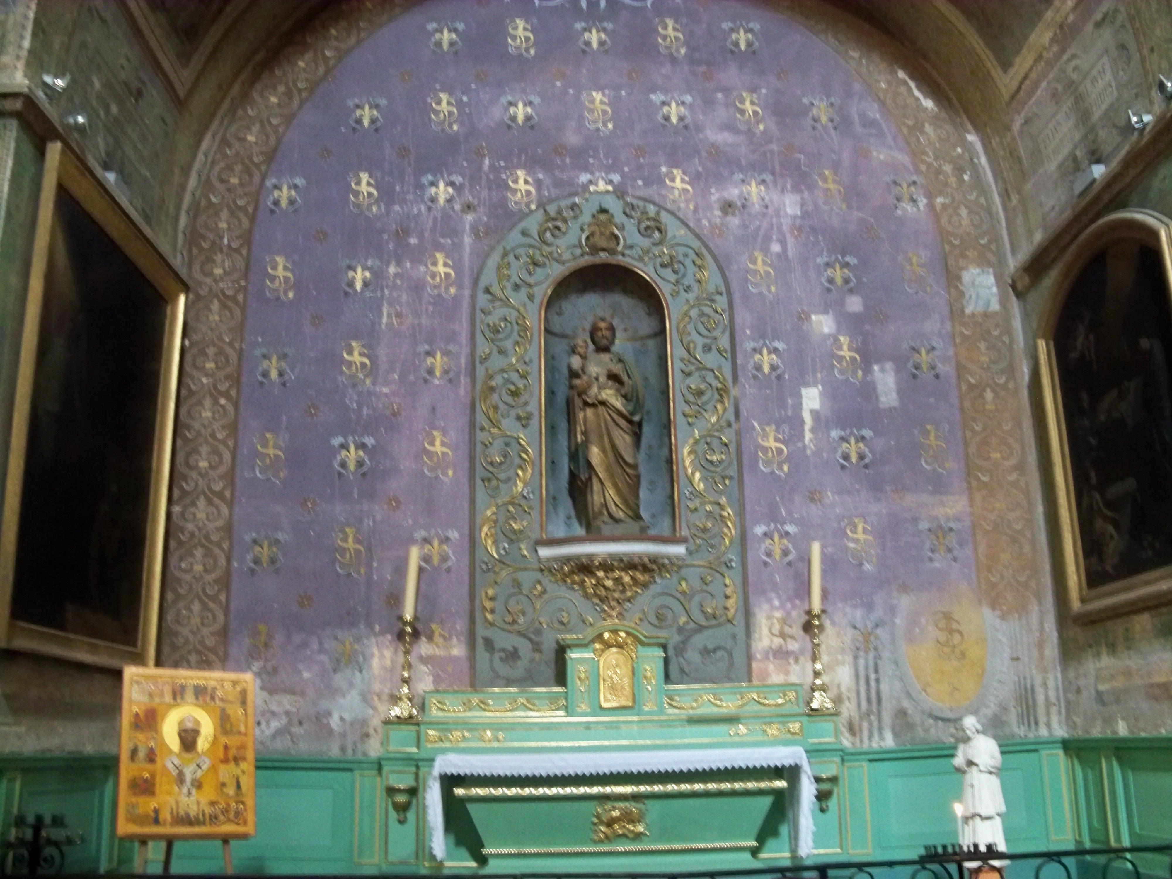Bon Mardi Chapelle_Saint_Joseph_-_ND_de_Nazareth